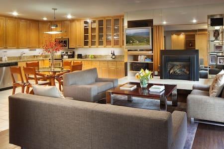 Mountain View 2 Bedroom Condo - 베일 - 아파트(콘도미니엄)