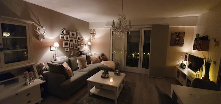 Cosy flat in the heart of Luxembourg