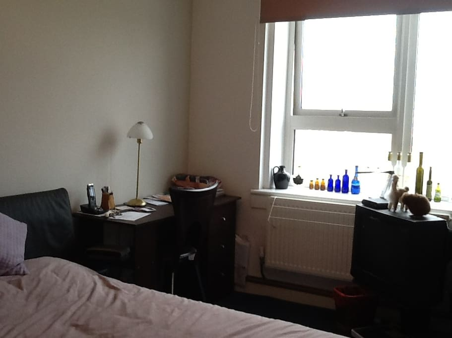 My Spare Room with Window