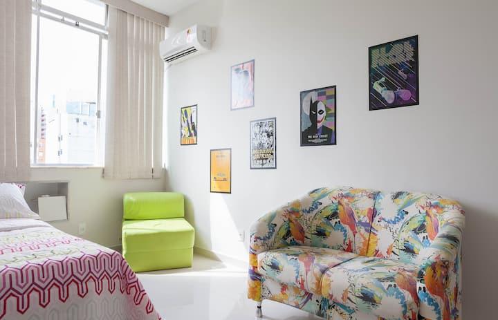 wonderful apartment on Lapa