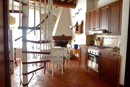 Romantic retreat in Manciano - Manciano - Pis