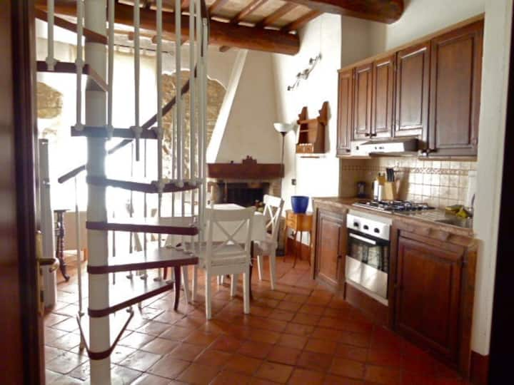 Romantic retreat in Manciano