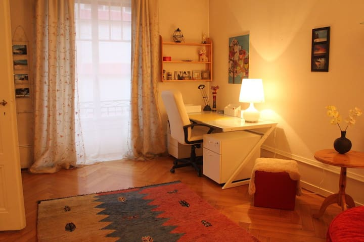 Apartment in the heart of Geneva - Geneve - Huoneisto