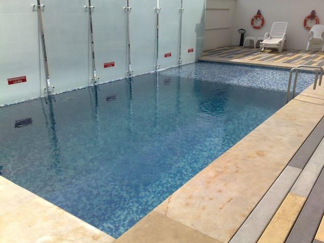 NEW 3 BDRM APT GREAT LOCATION - Bucaramanga - Apartemen