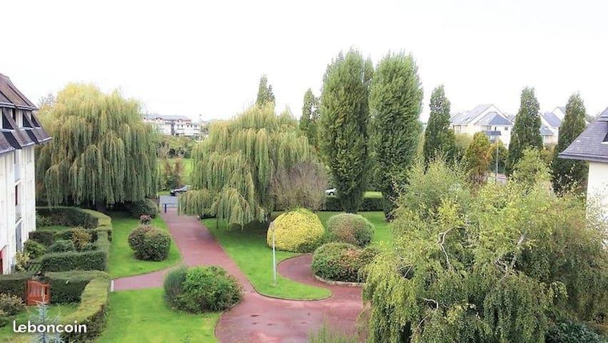 Appartement ***  35 m2   Terrasse, Jardin,  Wifi