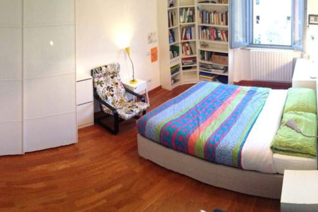 Double room porta romana bed breakfasts for rent in - Bed and breakfast porta romana milano ...