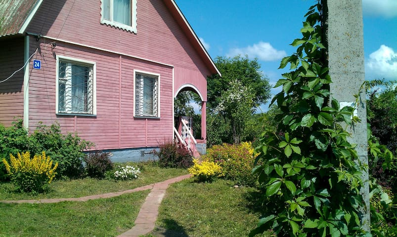 House for rent 150km from Moscow