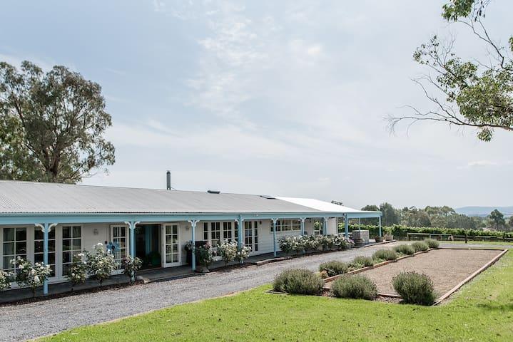 Ville d'Soumah - Yarra Valley luxury residence