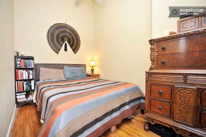 Comfy UWS Room near Central Park & Times Square