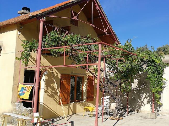 """Maison """"EIFFEL"""" construite vers 1860"""