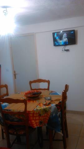 T2 appartement - GP - Huis