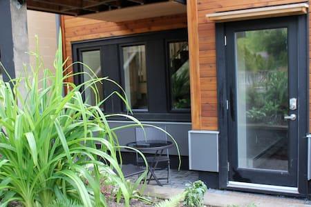 Rental suite in beautiful James Bay