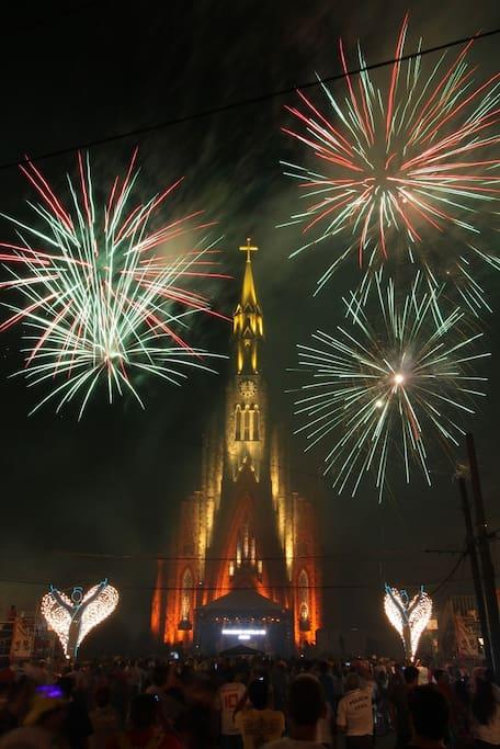 Catedral de Canela: Sonho de Natal!
