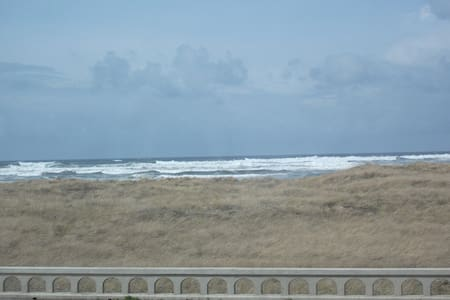 Great View- Oceanfront Condo! (104) - 錫賽德 - 公寓