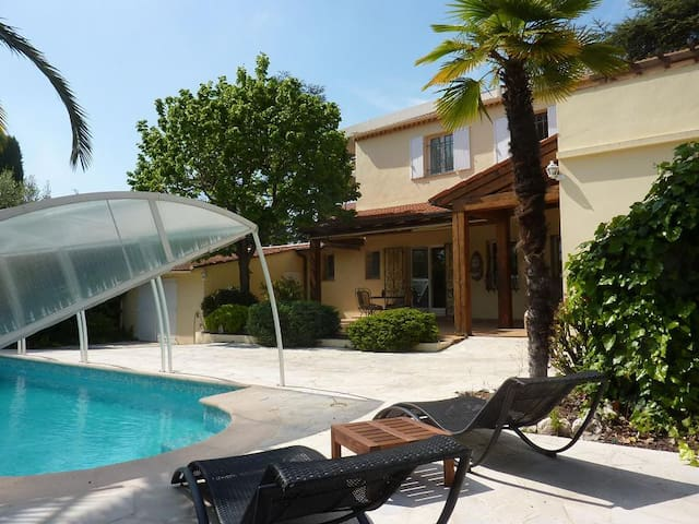 Luxery Villa in centre of Cannes - Cannes - Hus