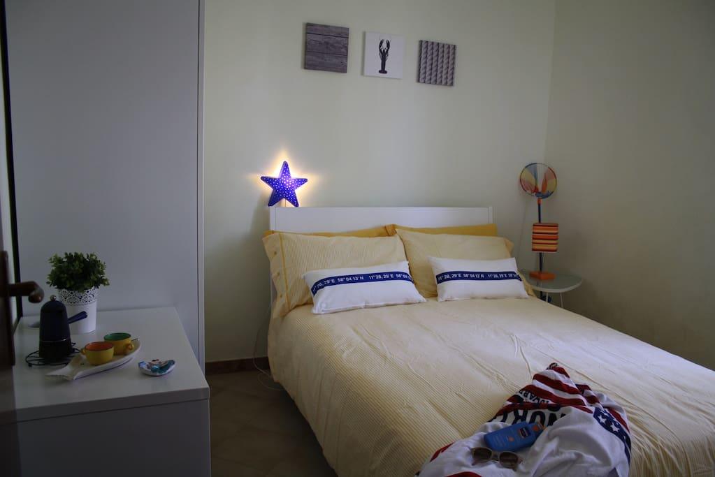 Yellow double bedroom - Camera doppia gialla