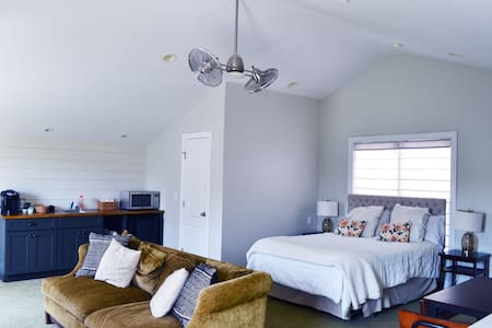 Delightful Downtown Carriage House