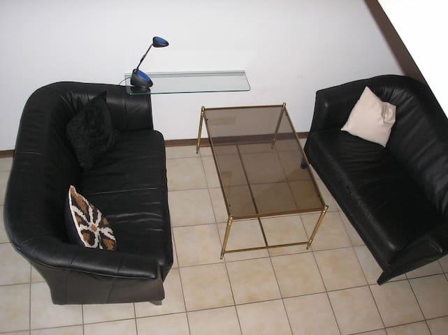 1 sonniges, gepflegtes Appartement - Waghäusel - Lägenhet