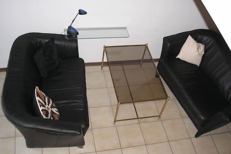 1 sonniges, gepflegtes Appartement - Waghäusel