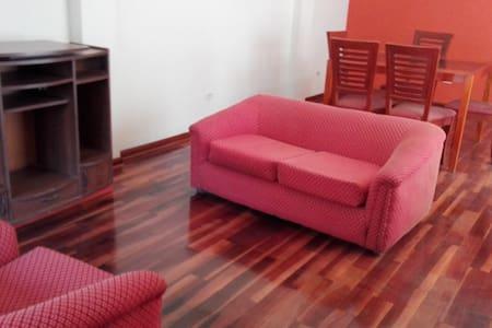 Departamento amoblado en estreno en zona segura - Distrito de Lima
