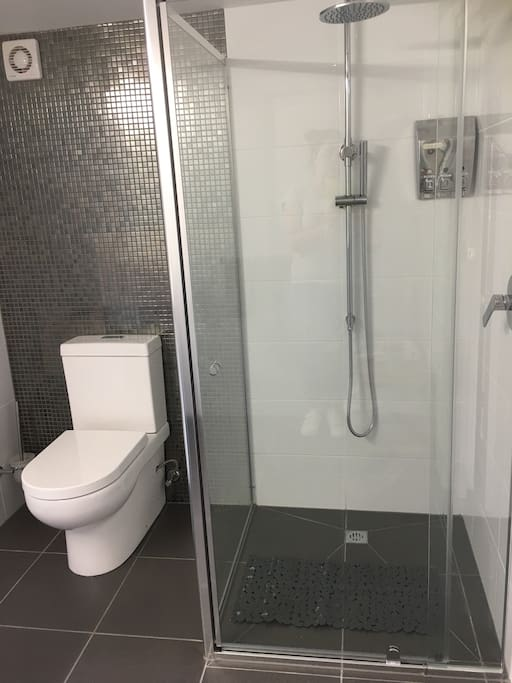 New bathroom just finished