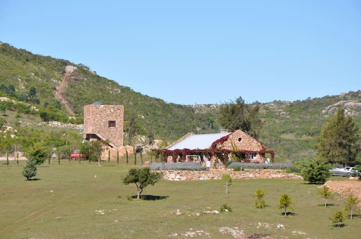 Casa en la Sierra a 55 min de Punta del Este - San Carlos - House