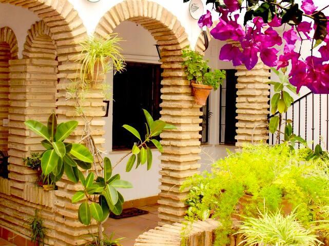 Mosquée, WiFi-Fiber-optic & Parkg - Córdoba - Leilighet