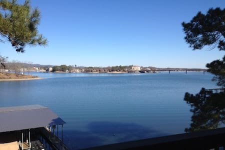 Great View-Location-Value!! - Lake Hamilton - Apartament