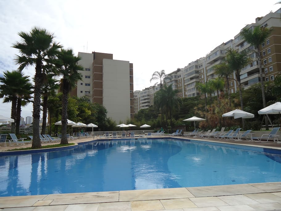 Appartamento a san paolo brasile condominiums for rent for Large apartment in san paolo