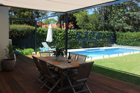 Beautiful lifestyle home with pool - North Willoughby - Casa