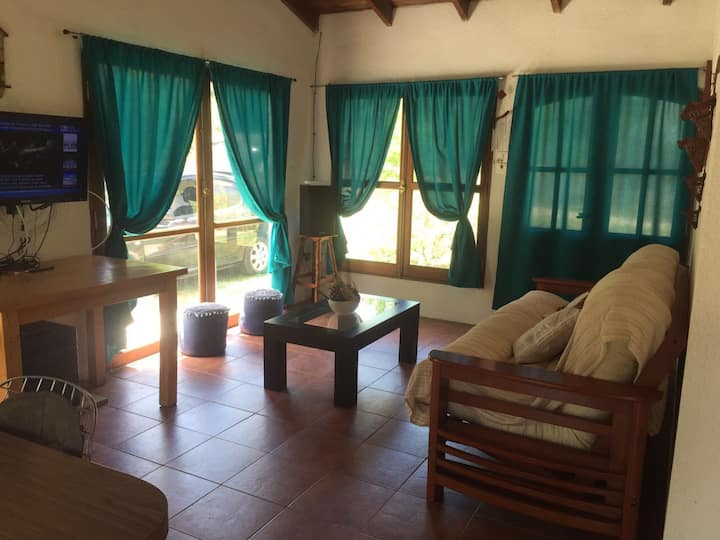 Ideal home for rest La Paloma