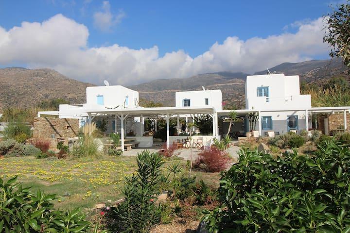 The Three Villas