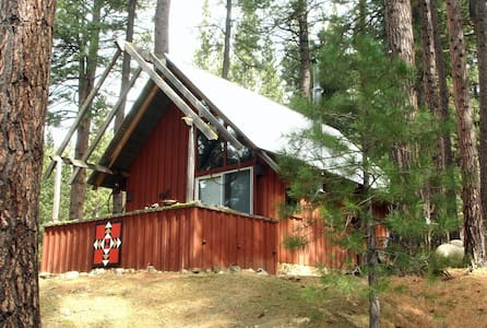 Mohawk Valley view ranch cabin (CA) - Cabin