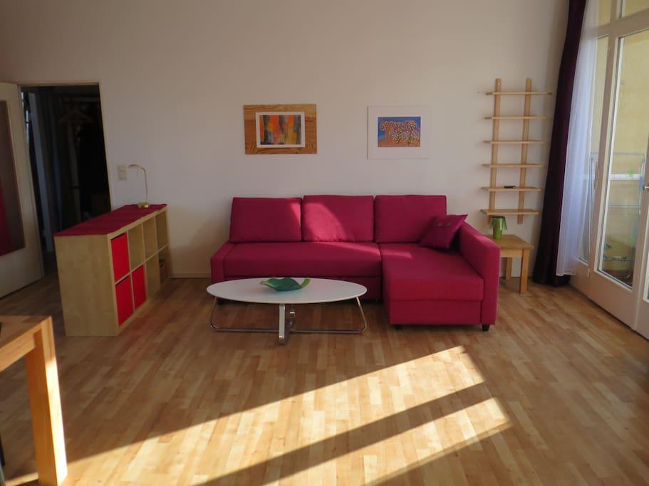 lichtschloss charlottenburg 4 6 pers wohnungen zur. Black Bedroom Furniture Sets. Home Design Ideas