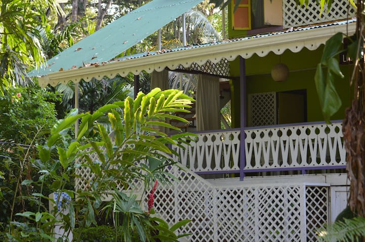 Villa frente al mar - Puerto Viejo de Talamanca - Villa