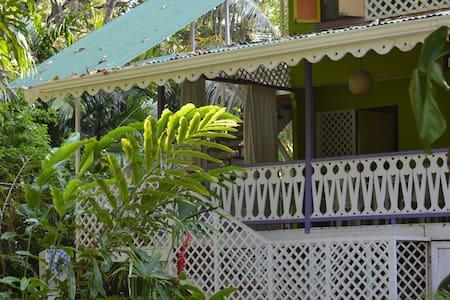 Villa frente al mar - Puerto Viejo de Talamanca