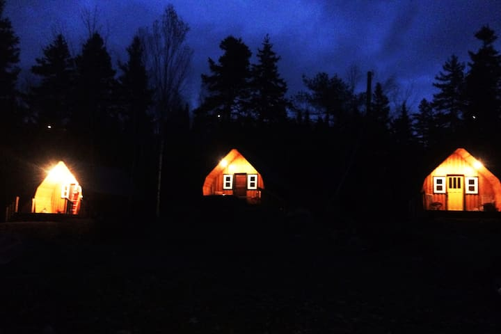 River Nest Wilderness Cabins - Cabin 1 - Baddeck