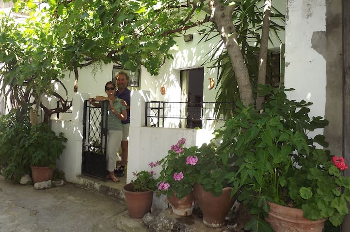 Traditional Village Home in Crete  - Heraklion - Haus