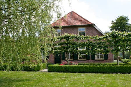 Luxury Farmhouse in countryside - Winterswijk