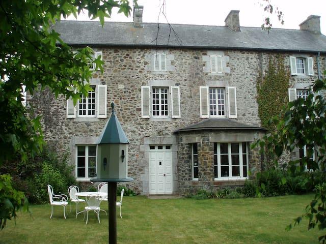 Chambres d'hôtes à la Moularderie R - Blainville-sur-Mer - Bed & Breakfast