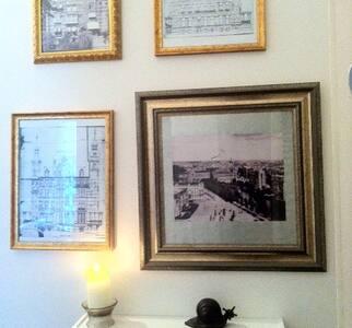 Studio XIX Century Monumental Villa - Amsterdam