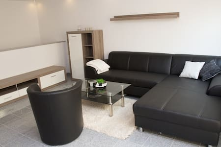 Ferien-/Monteurwohnung Wegberg- EG - Wegberg - Apartemen