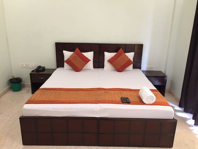 Budget Hotel for group accommodation in Gurgaon