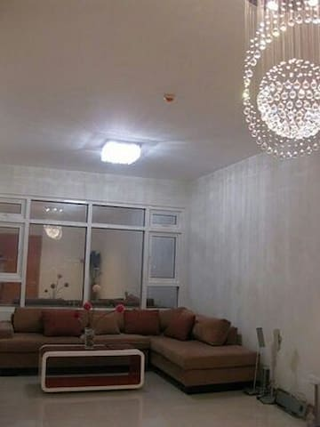 Luxurious, executive, 102sq.ft. apartment Hao Nam