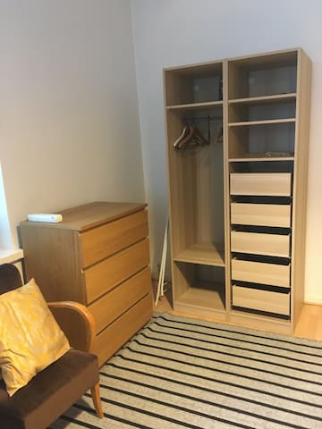 Storage for guests