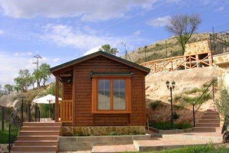 Cabañas Rurales románticas a 8km de Cuenca