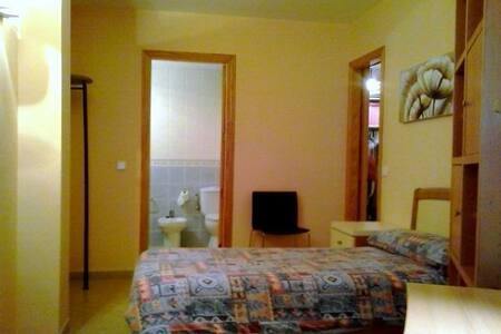 Fantástica habitación individual