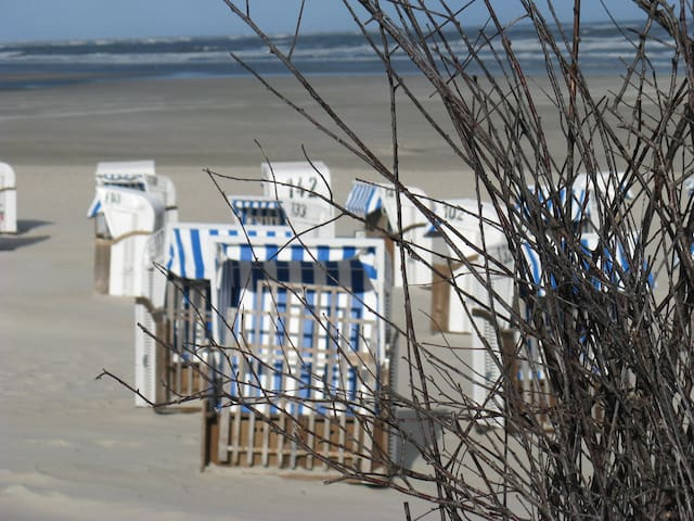 Ferienwohnung auf Spiekeroog - Spiekeroog - Lejlighed