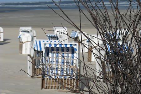 Ferienwohnung auf Spiekeroog - Spiekeroog - Wohnung
