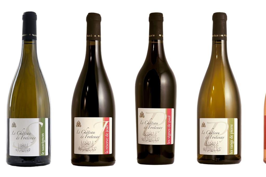 Propriété viticole: déguster notre production.